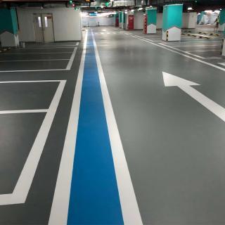 停车场地坪树脂
